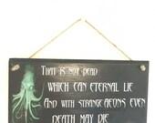 "Cthulhu inspired ~ ""..."