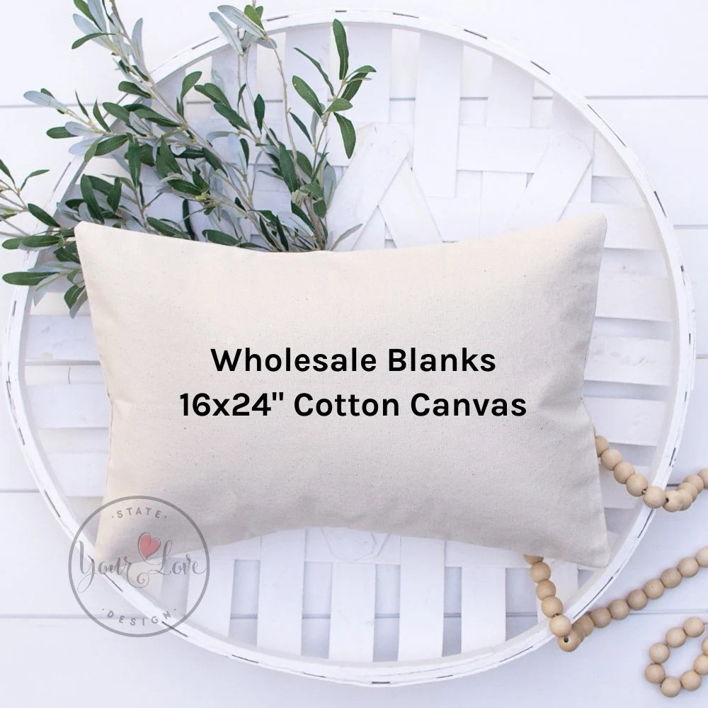 16 x 24 pillow cover etsy