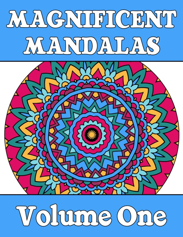 11 MANDALA COLORING Pages Adult Coloring Book; Mindfulness, Meditation,  Relaxation; Mandalas to Print Color; Printable PDF Instant Download