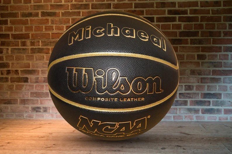 Customized Personalized Basketball Wilson NCAA Replica image 0