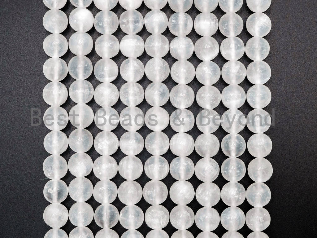 High Quality Natural Calcite Beads 6 8 10 12mm Round Beads