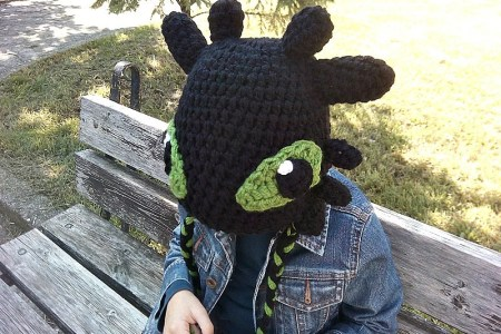How To Crochet A Flower Easy How To Train Your Dragon Flower Shop