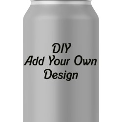 Soda Can Mock Up And Label Template Etsy