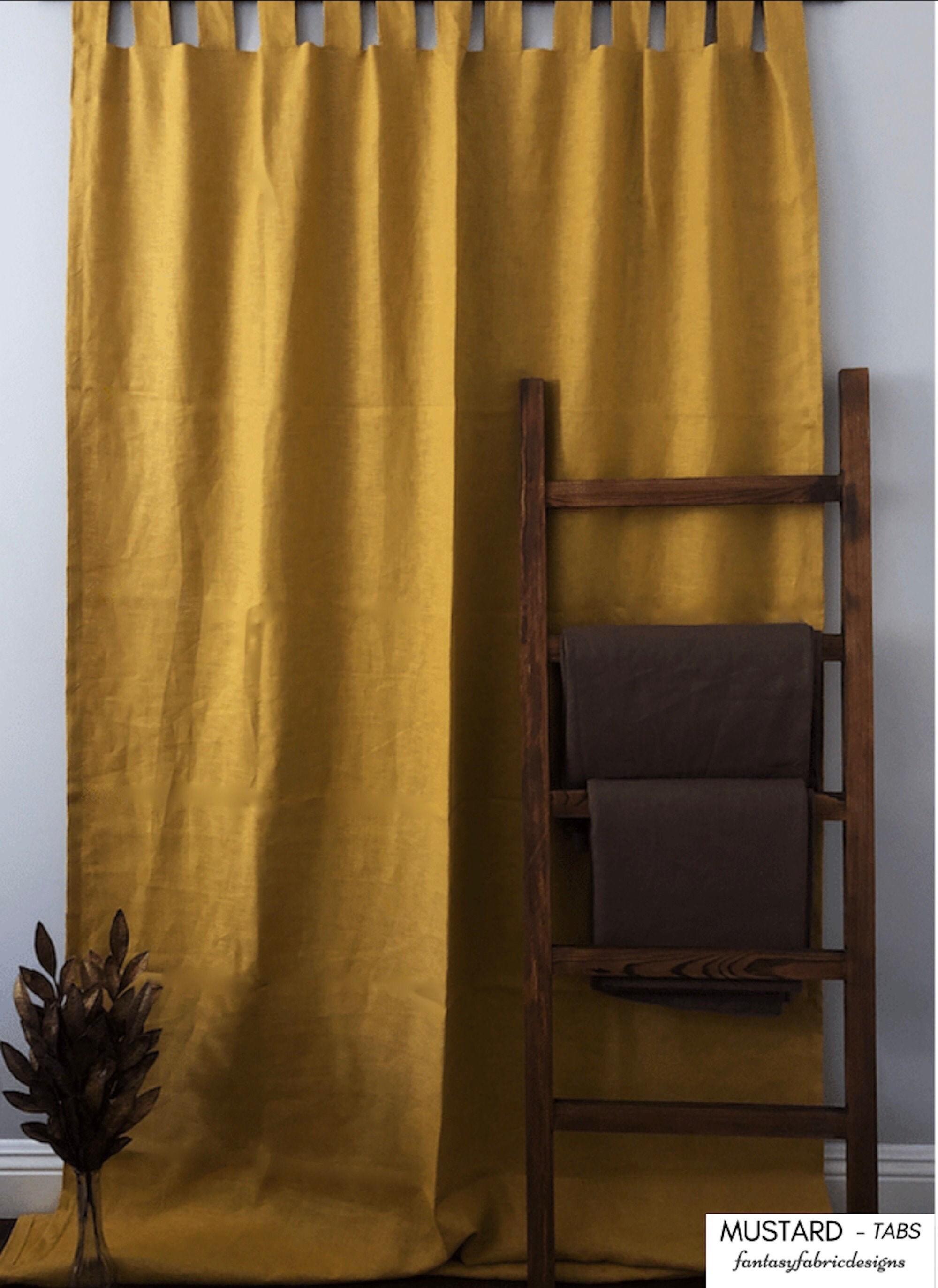 linen curtains custom window drapes