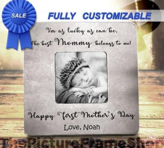 Mothers Day Gift For Mom Best Mom First Mother's Day Gift image 0