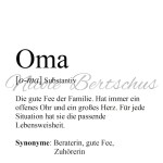 Image Oma Customizable Definition Print Gift Etsy