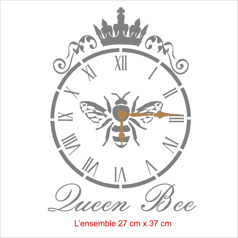 Queen Bee Stencil