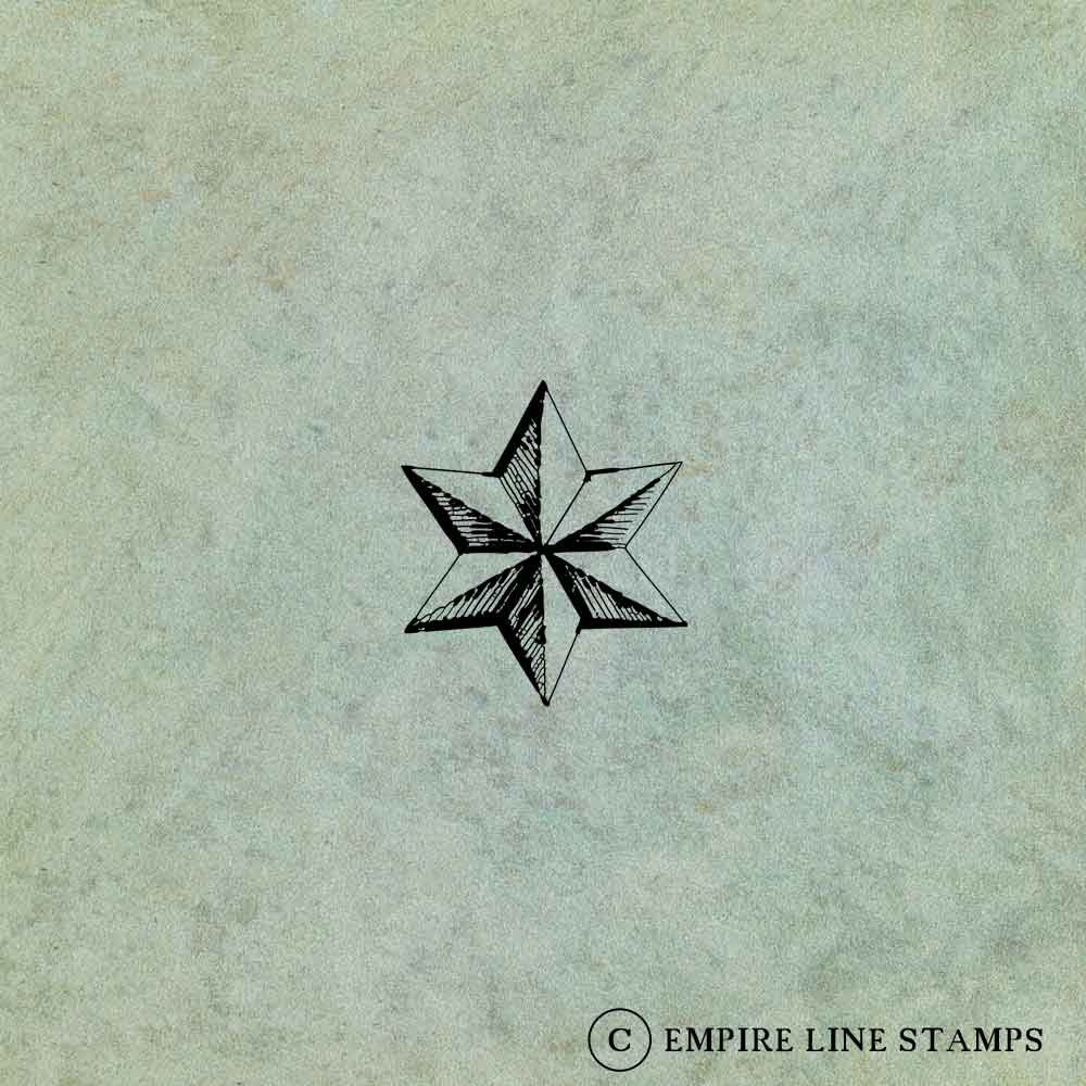 Faceted Star SMALL - Anti...