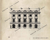 Georgian House and Floorp...