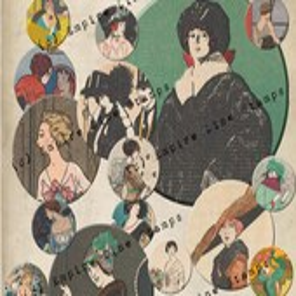 Jazz Age Flapper Women 2 ...