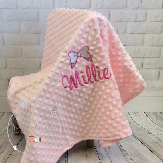 Personalised Baby Blanket