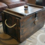 Rustic Waxed Pine Wooden Blanket Box Storage Chest Trunk Etsy