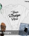 T Shirt Mockup Flat Lay Shirt Feminine Shirt Mock Up Etsy