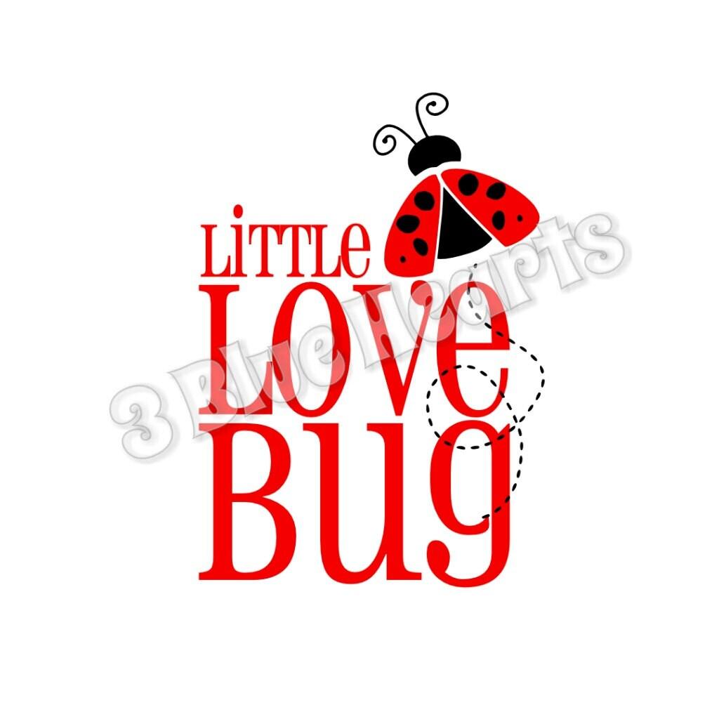 Download Little Love Bug SVG dxf Studio png jpg png | Etsy