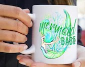 Mermaid Babe Gift Ocean S...