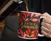 Namaste, Coffee Mug, Fall...