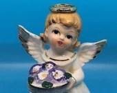 Lefton Vintage September Angel - Adorable!