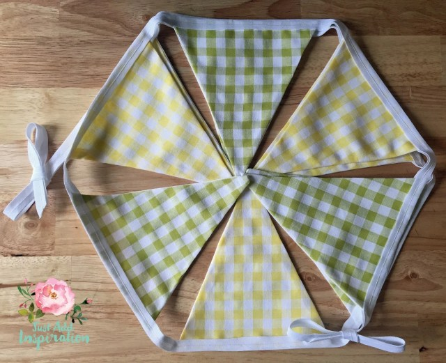 Spring/Easter Bunting...