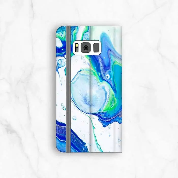 Case Galaxy Marble Samsung 3 Express