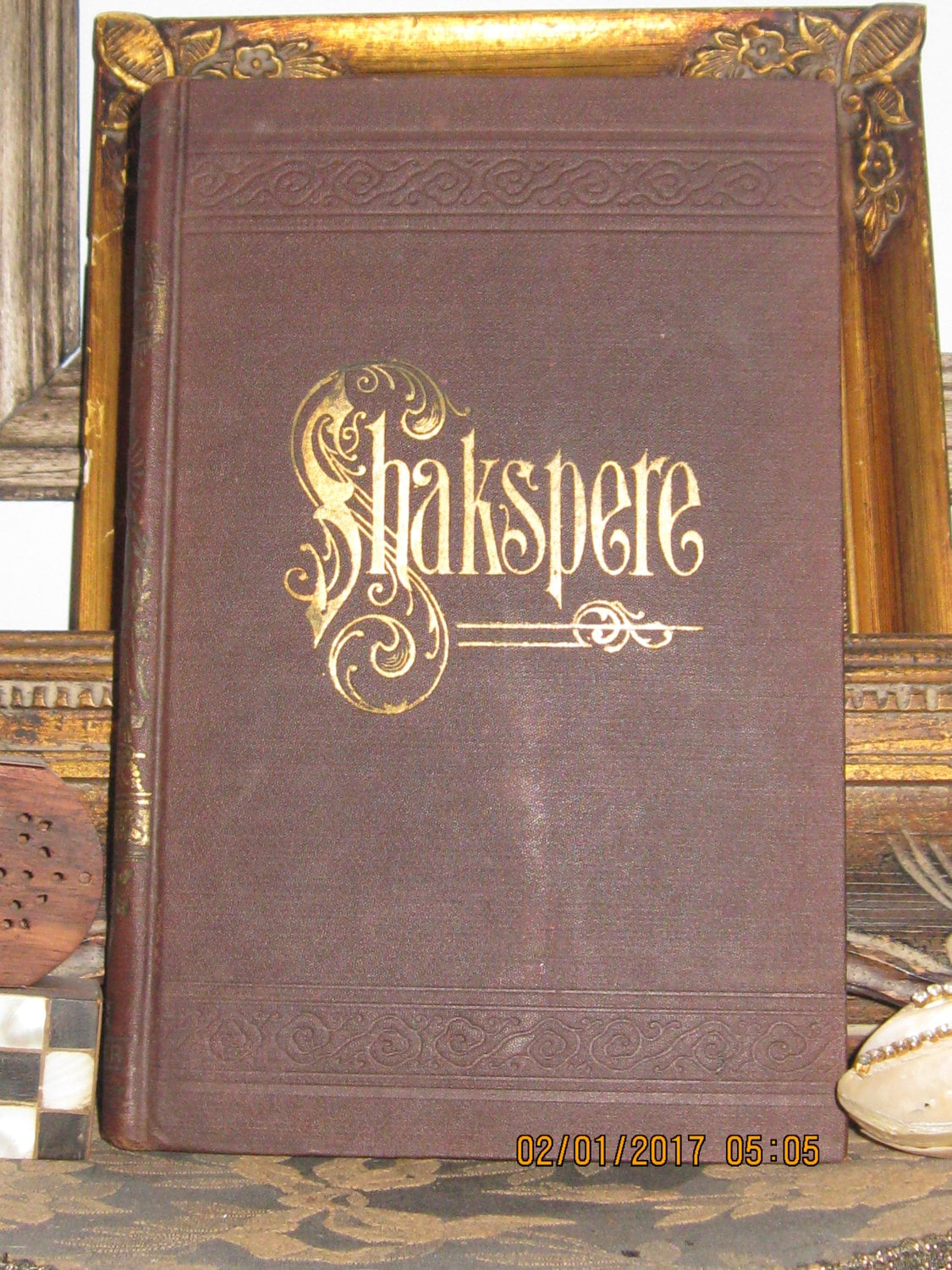 William Shakespeare The Biography By Charles Knight