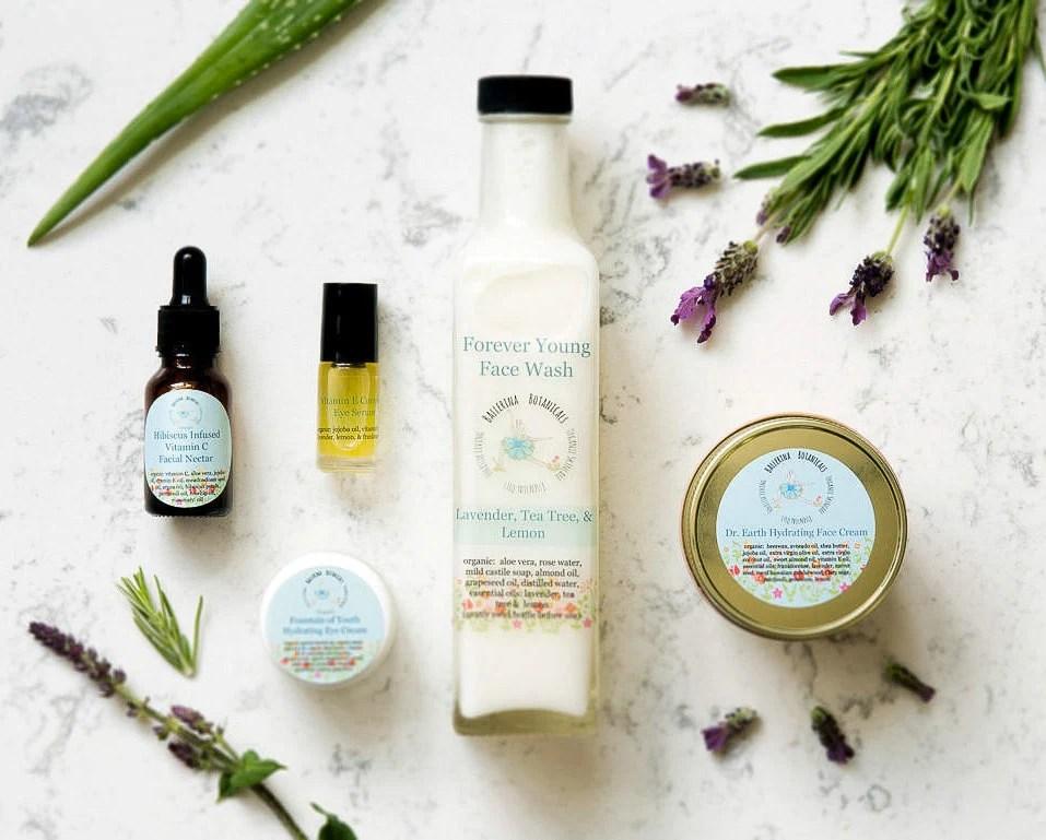 Cream Care Natural Skin