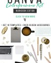 Scene Creator Kit For Canva Worksheet Templates Top View Etsy