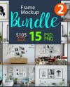 Frame Mockup Poster Mock Up Product Mockups Design Etsy