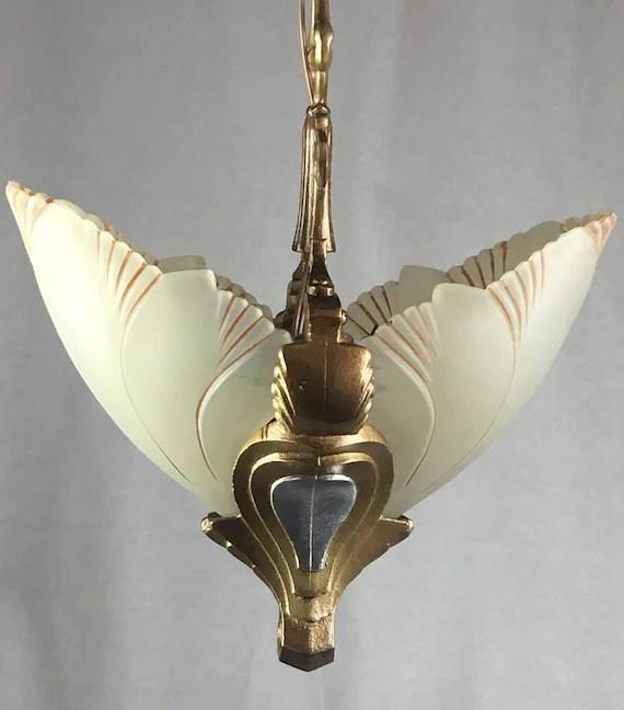 Bat Pendant Light