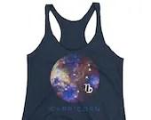 Capricorn   Capricorn Constellation   Zodiac T-shirt   Capricorn Tee   Capricorn T-shirt   Zodiac Tee   Custom T-shirts   Star Sign Shirts