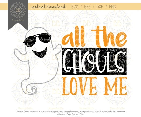 Download Boy Halloween SVG all the ghouls love me svg halloween svg ...
