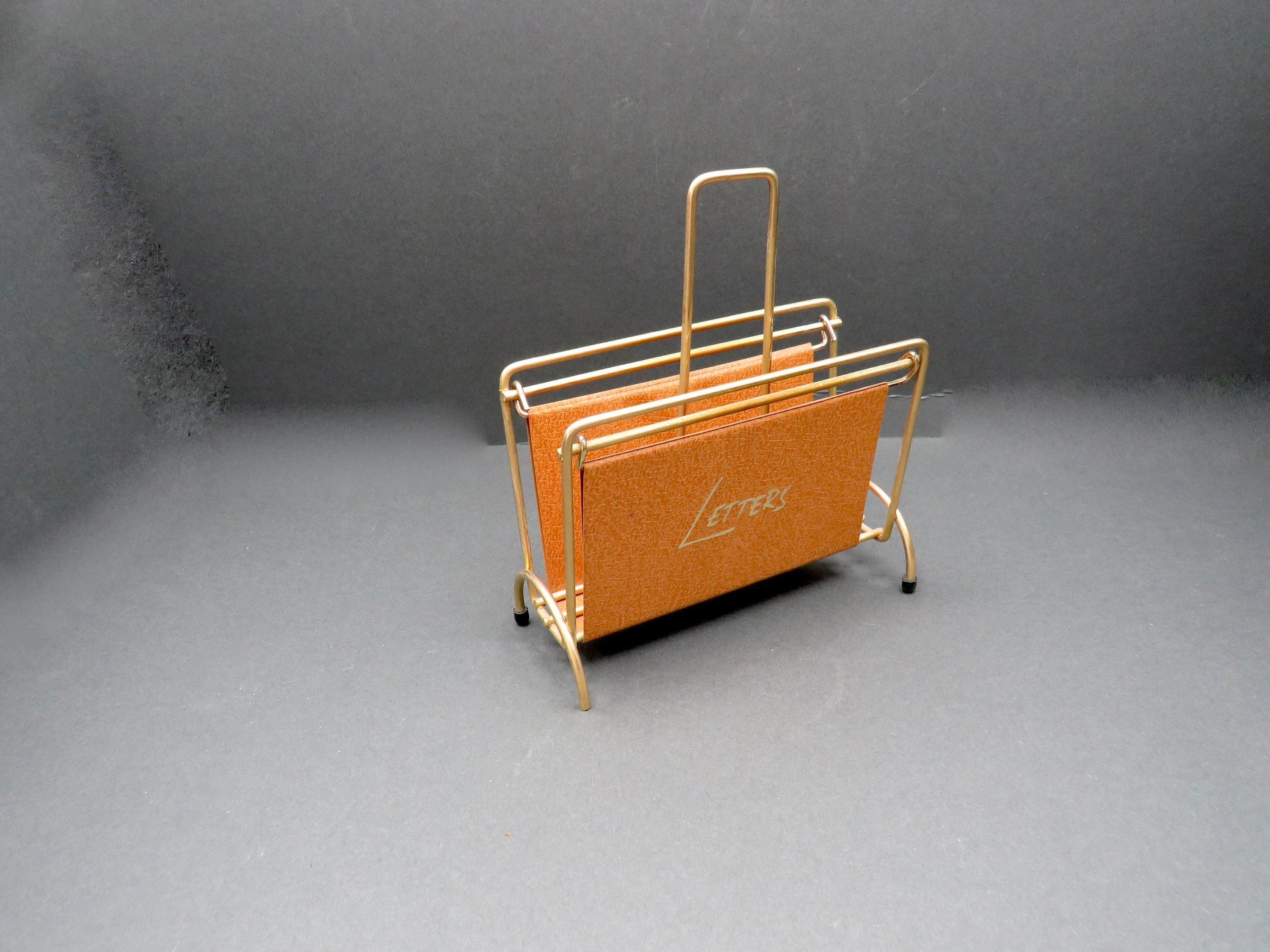 wire paper rack etsy