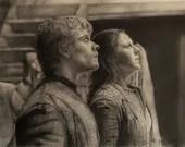 Theon and Yara Greyjoy Art Print
