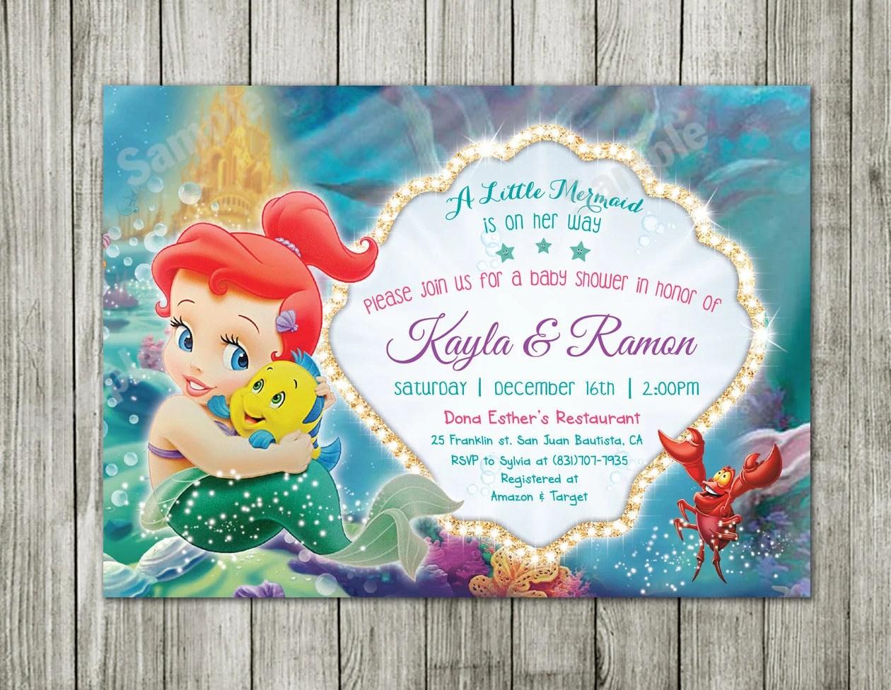 Baby Shower Invitations Diaper Raffle