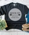 Fleece Mock Up Etsy