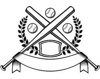 Download Baseball Player Little League Game Kids Room Decor