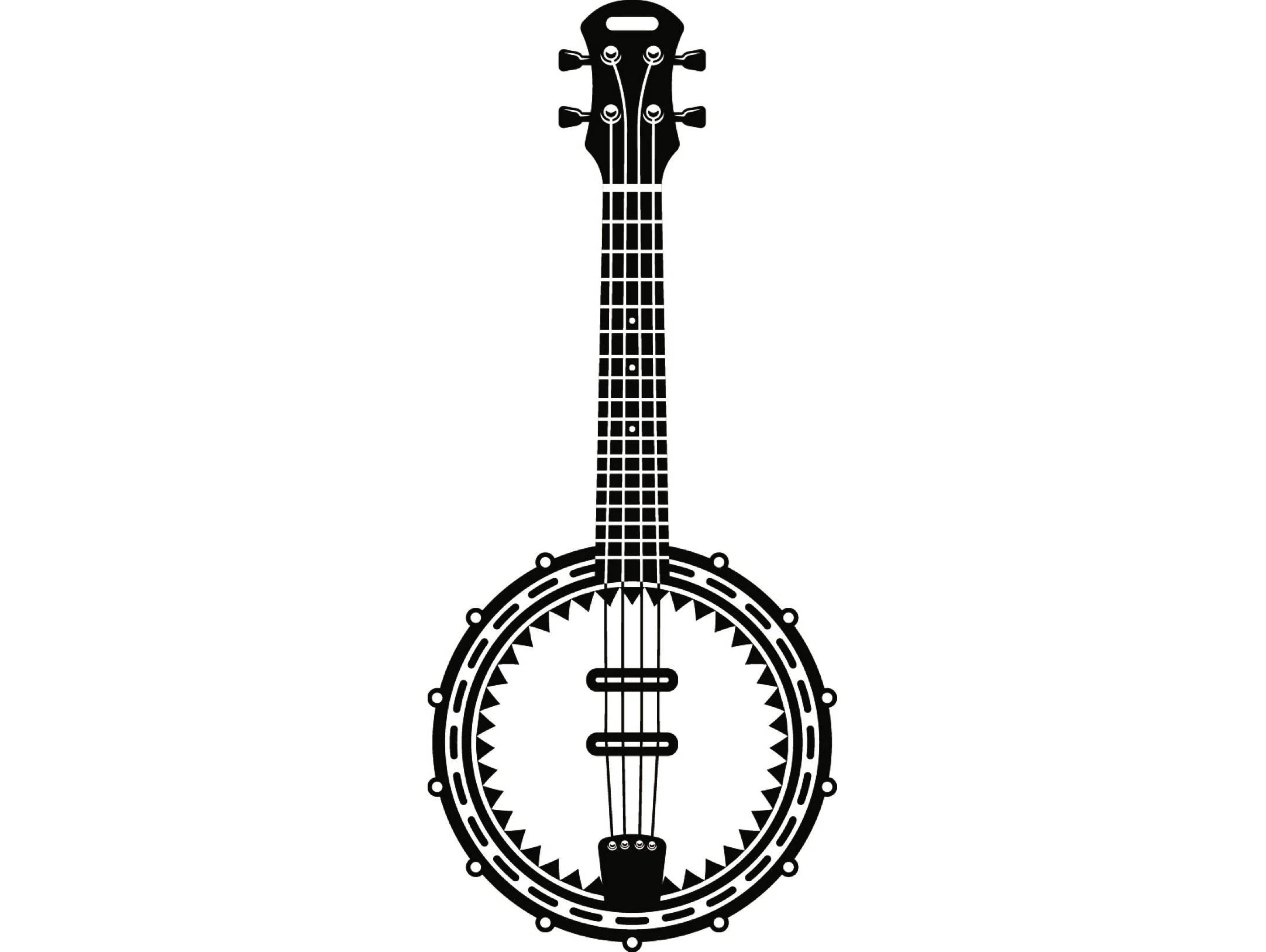 Banjo 1 Musical Instrument Strings Rock Music Guitar