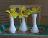 Set of 3 vintage vases