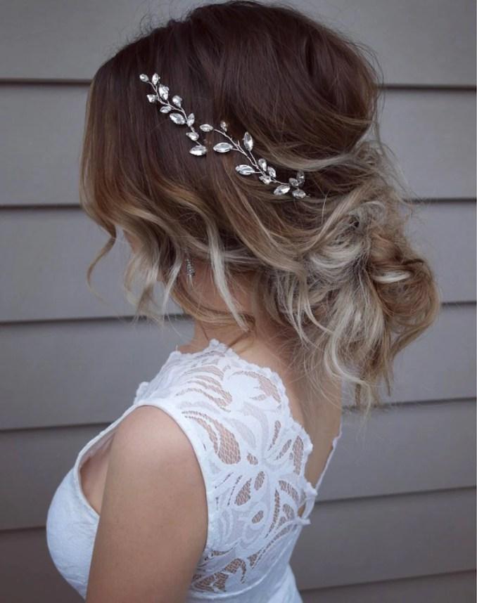 wedding hair accessory, hair accessories, rhinestone hair accessory, bridal hair accessory, wedding hair,