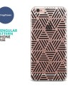Geometric Iphone 7 Case Clear Iphone 11 Case Pattern Iphone Etsy