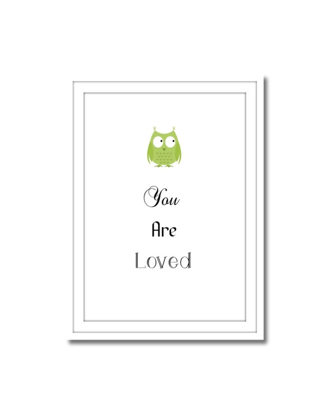 You Are Loved, Printable ...