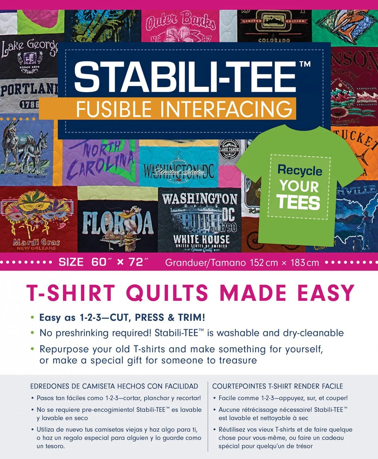 T Shirt Fusible Interfacing
