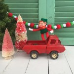Vintage Tonka Truck Small Red Tonka Truck Vintage Christmas Truck Small Tonka Truck