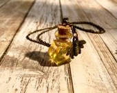 Honey Jar Necklace