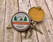Yarrow Salve (Wildcrafted • Herbal Skin Care)