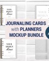 Planner Page Mockup Etsy