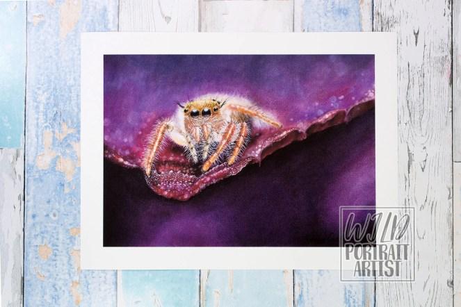 Giclée Art Print 'At...