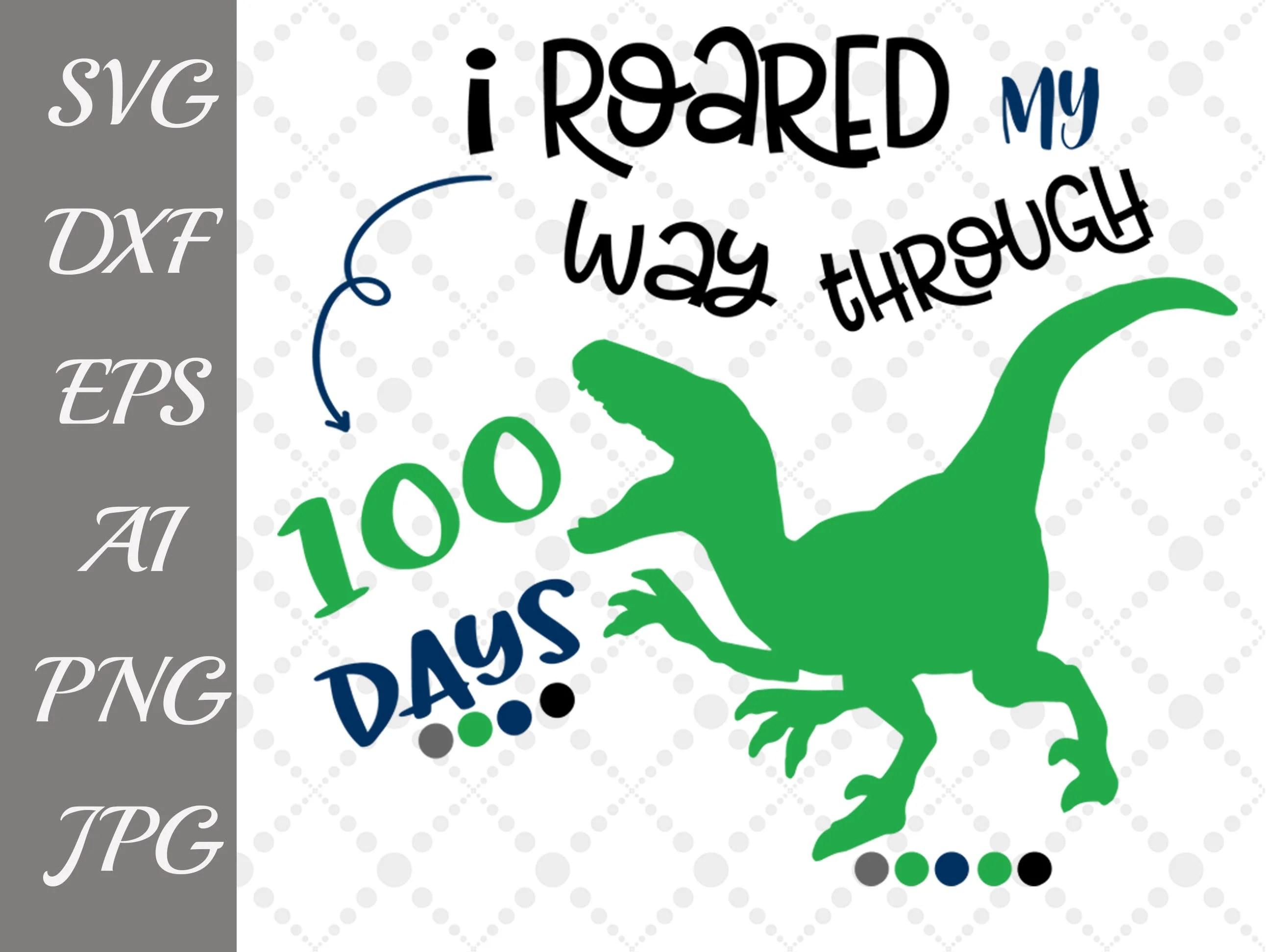 100th Day Of School Svg 100 Days Svg School Svg