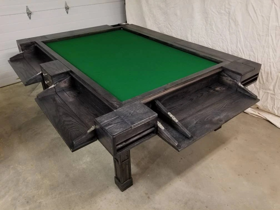 la table de jeu de societe algenon mi