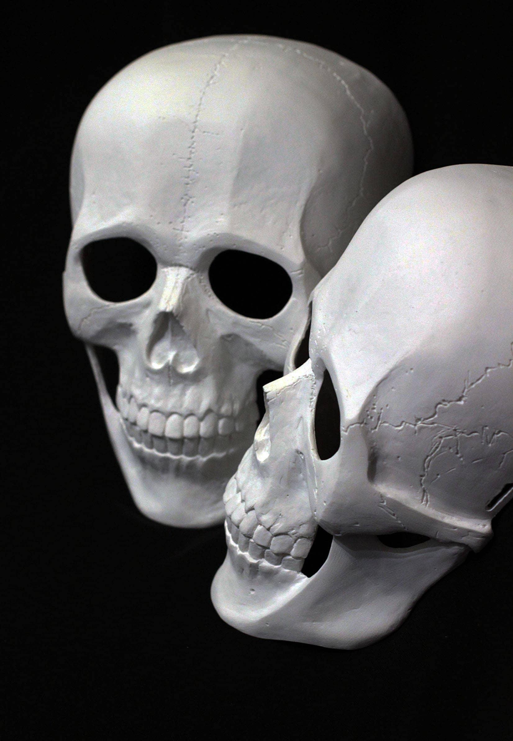 Skull Mask Skeleton Mask Halloween Mask Mask