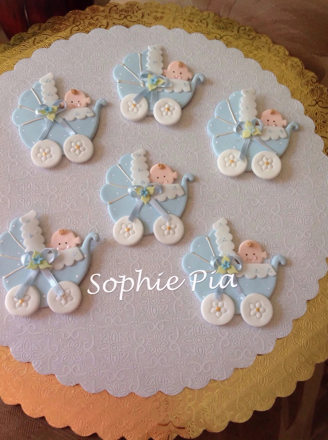 Baby Carriage Cake Decoration Baby Shower Decoration Cake Decoration Baby Shower Carriage Cake Topper Baby Carriage Decoration